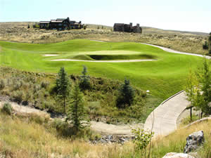 Promontory Horse Trails & Golf Course