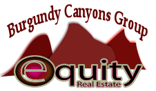 Equity Real Estate — Burgundy Canyons Group Logo